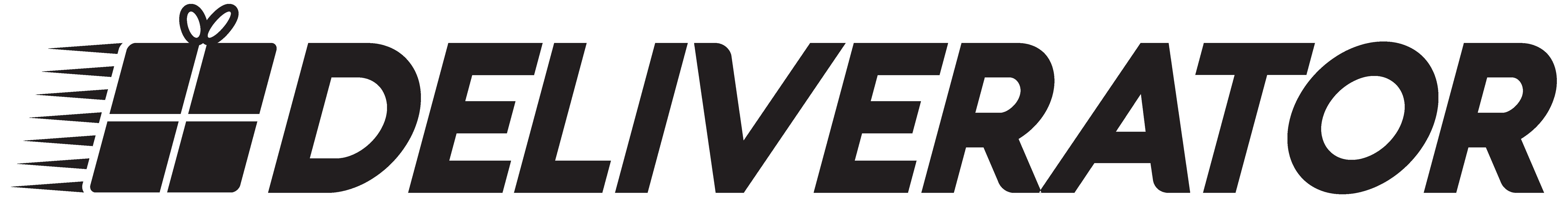 Deliverator logo