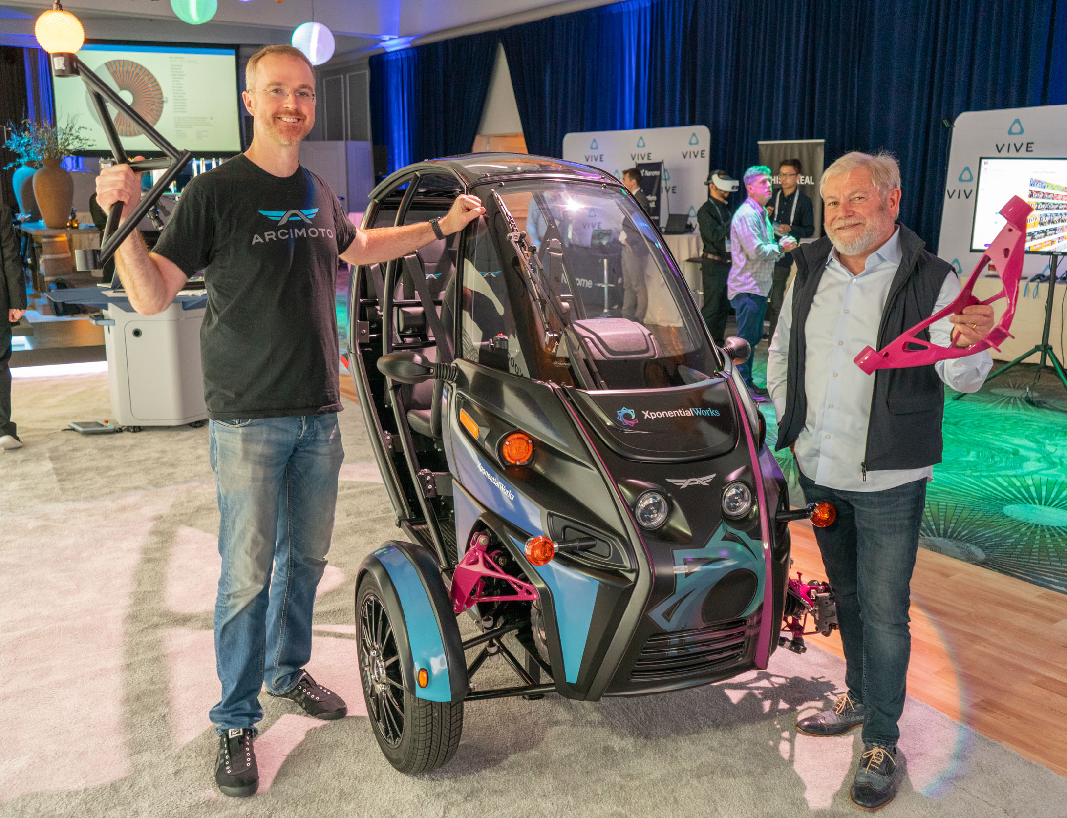 Arcimoto Battery Day Update: The Most Fun You Can Have With Your Pants On