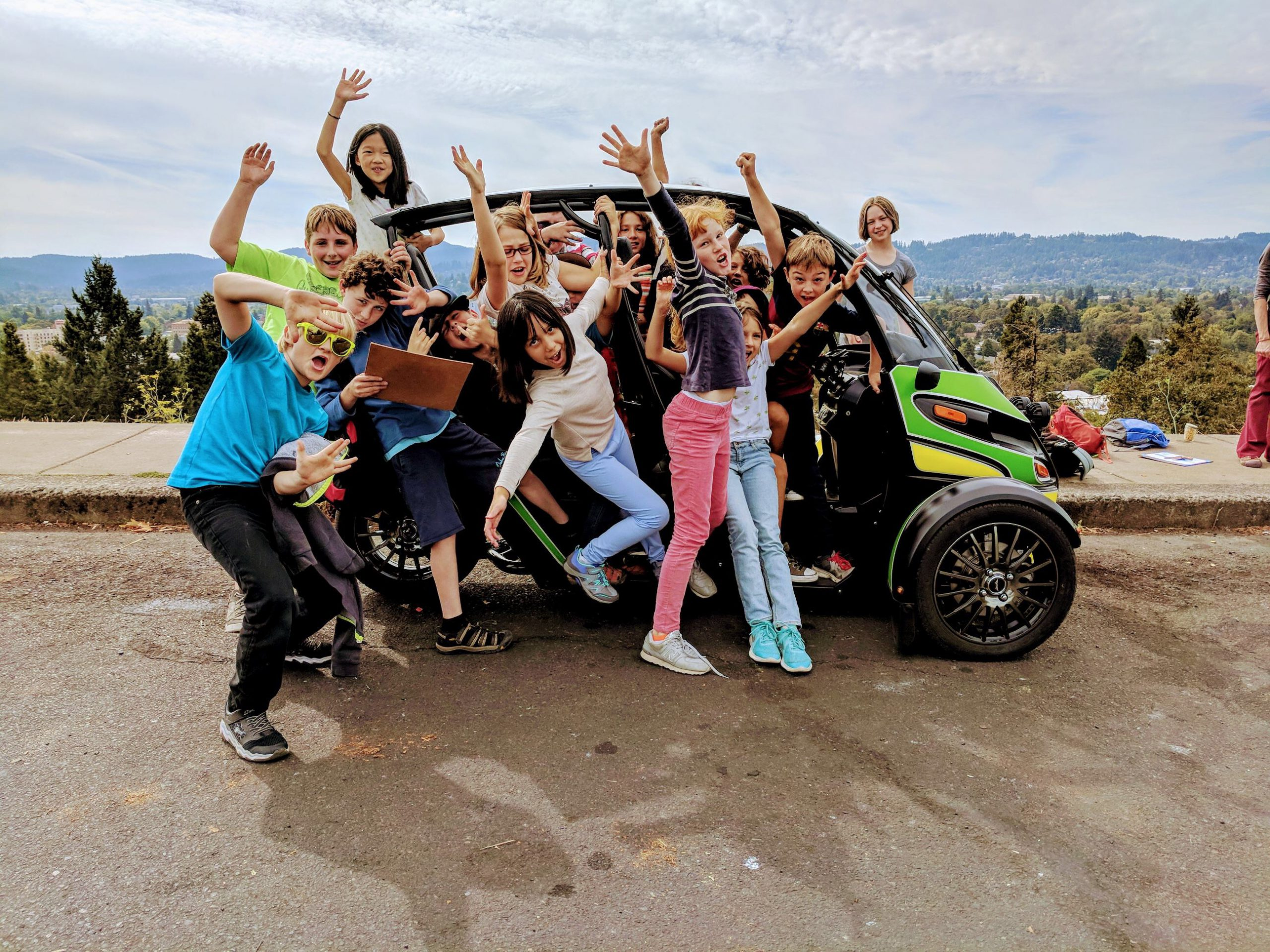 Happy New Year from Arcimoto!