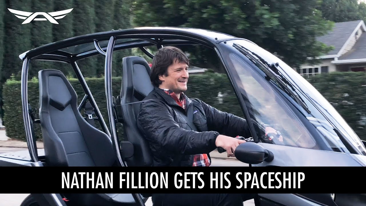 Fillion's Spaceship