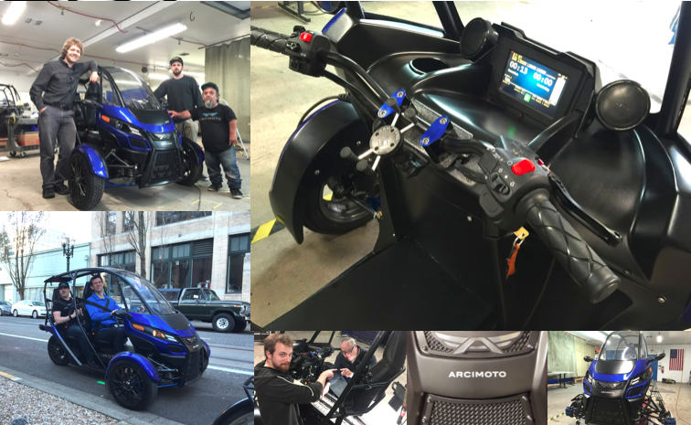 Arcimoto Community Update- April 2016